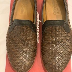 Men's Ferragamo Burago Loafers